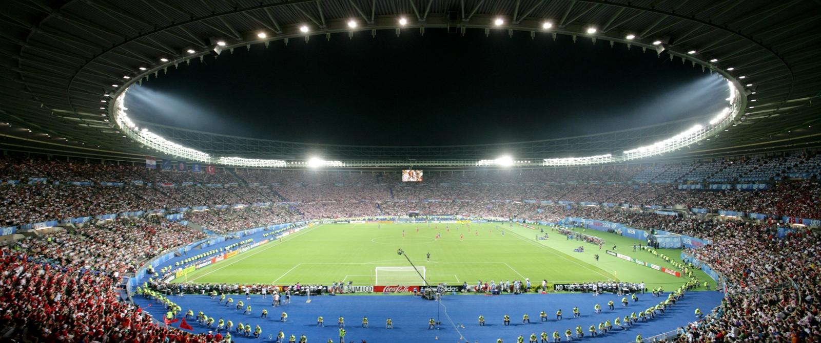 Ernst Happel Stadion Wien